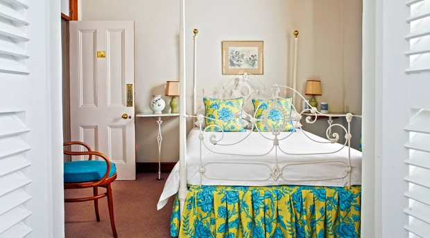 Double Bedroom, The Lord Milner Hotel, Matjiesfontein
